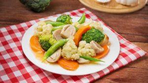 resep capcay kuah chinese food