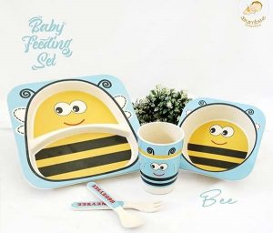 Tips Memilih Peralatan Makan Bayi yang Aman