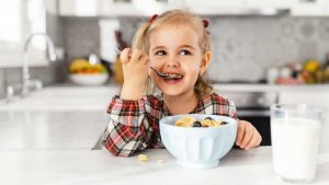 Ketahuilah Cara Menambah Berat Badan Anak-Anak